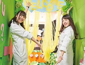 武蔵野栄養専門学校画像